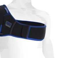 Shock Doctor Ice Recovery Compression Shoulder Wrap 754