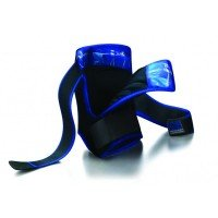 Shock Doctor Ice Recovery Compression Ankle Wrap 752
